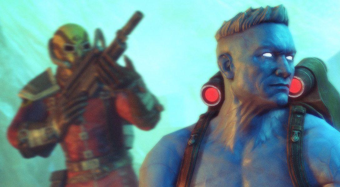 Rogue Trooper Redux – La versión remasterizada para PS4 llegará el 17 de octubre