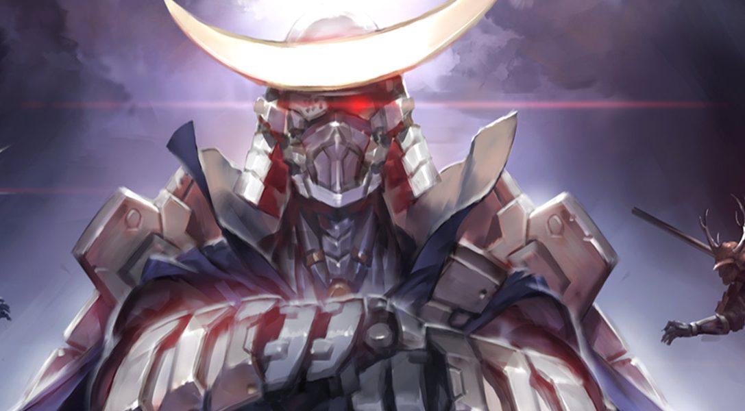 Juega contra invasores alienígenas en un futuro con el juego de PS VR Reborn: A Samurai Awakens