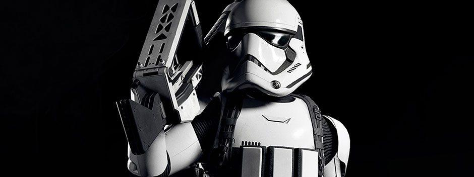 Una mirada en exclusiva a la categoría 'Heavy Trooper' de Star Wars Battlefront II