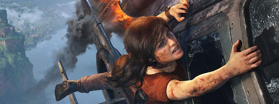 La actualización de Uncharted: El Legado Perdido para el Multijugador de Uncharted 4