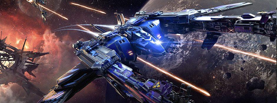 EVE: Valkyrie – Warzone amplía el juego y elimina la necesidad de usar PS VR