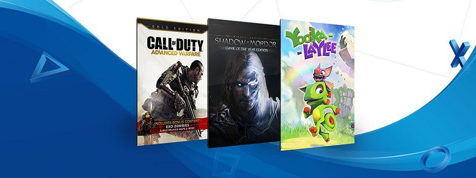 Nuevas ofertas de PlayStation Store esta semana con juegos por menos de 20 €