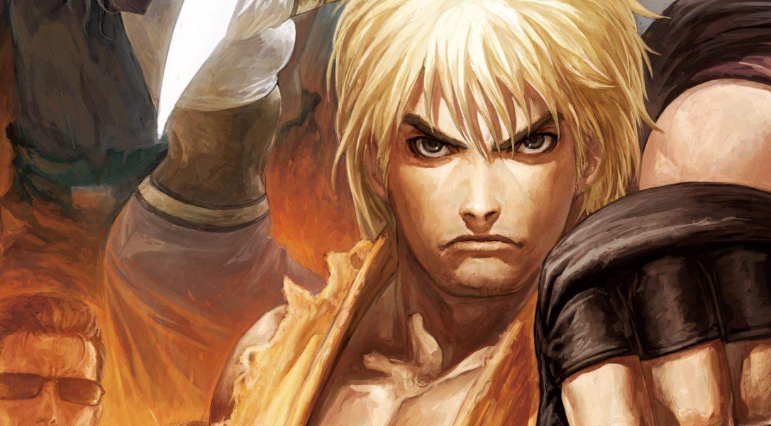 Cómo nació Art of Fighting, el clásico juego de lucha de SNK