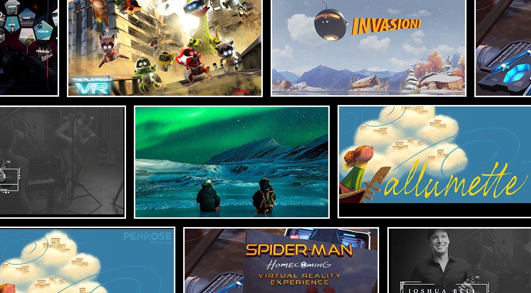 16 juegos de PlayStation VR gratuitos, experiencias y demos que podéis jugar ya mismo