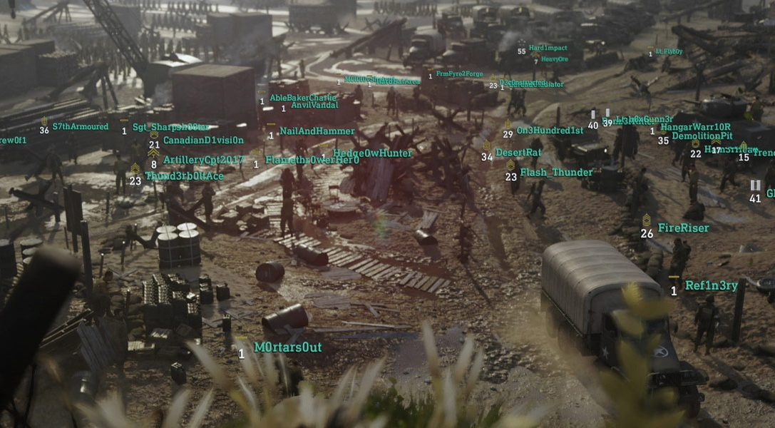 Ya puedes descargar la beta para Call Of Duty WWII – esto es lo que podrás encontrarte