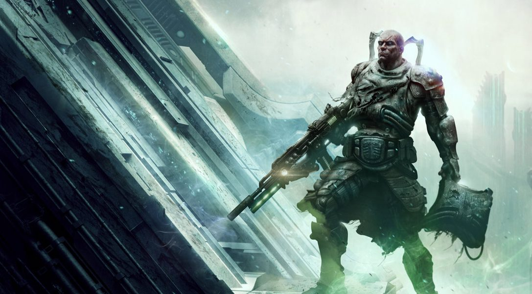 El shooter recién anunciado para PS4, Immortal: Unchained promete quitarte el mono de Dark Souls