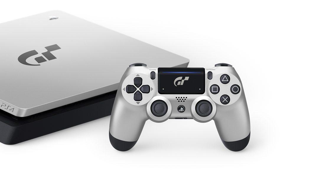 Desvelada la consola PlayStation 4 Gran Turismo Sport de edición limitada
