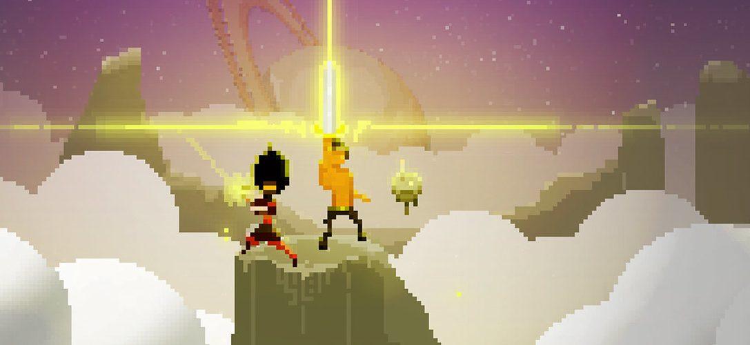 Songbringer, el RPG de acción con hermosos gráficos pixelados llega a PS4 el mes que viene