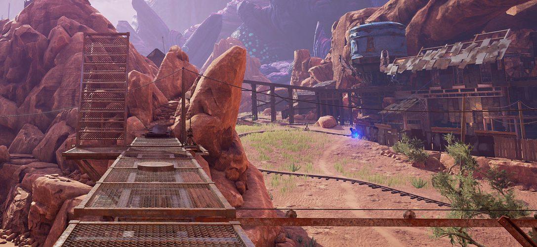Los creadores de Myst vuelven a PS4 el 29 de agosto con la misteriosa aventura Obduction