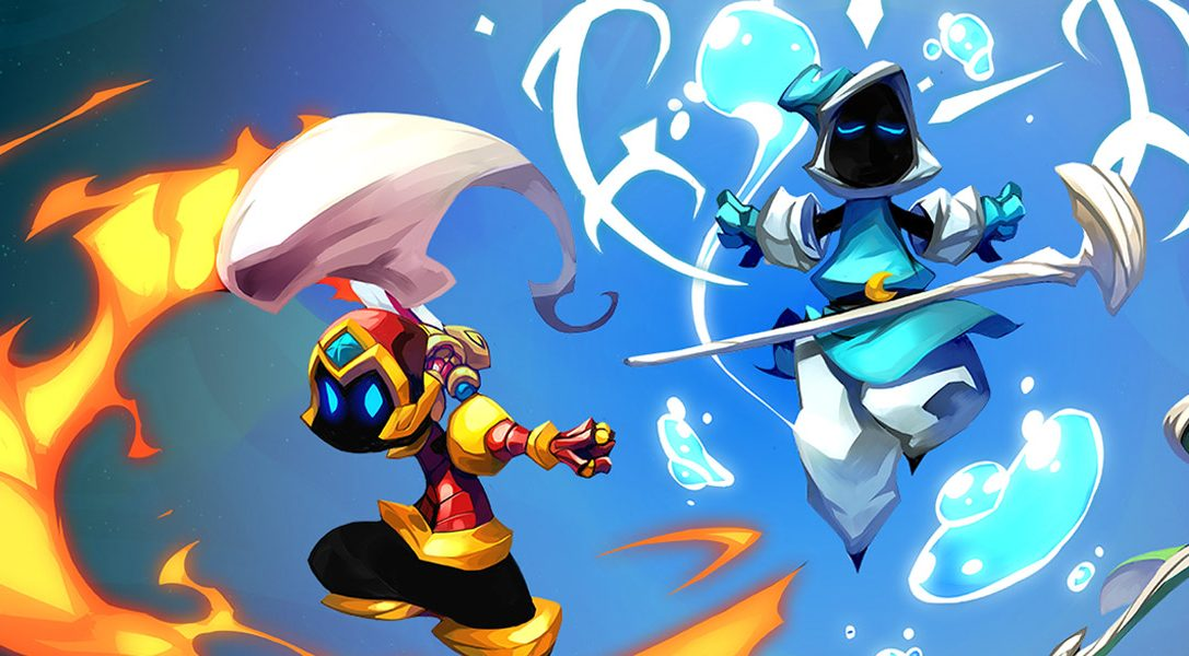 Pankapu – De dónde ha salido el sistema de cambio de personajes del juego que llega en septiembre a PS4