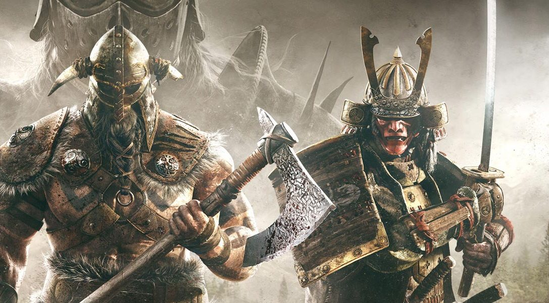 Descarga y juega gratis a For Honor este fin de semana en PS4