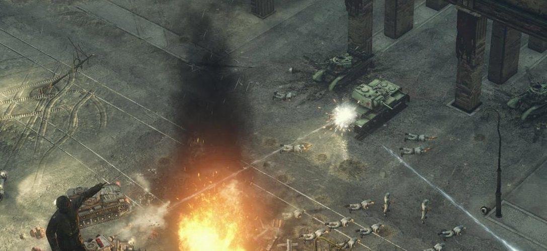 Sudden Strike – La historia detrás de los campos de batalla y el armamento de este juego de estrategia en tiempo real para PS4