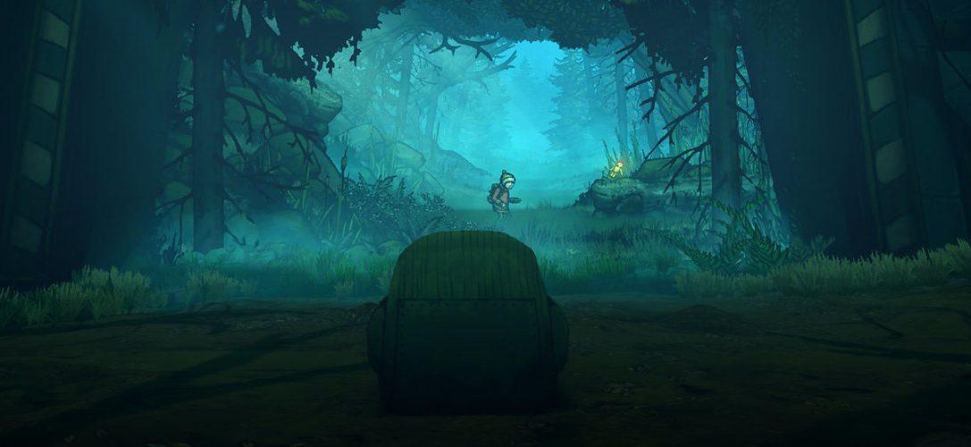 El juego de plataformas cinemáticas en 2D The Lost Bear llega a PS VR este mes