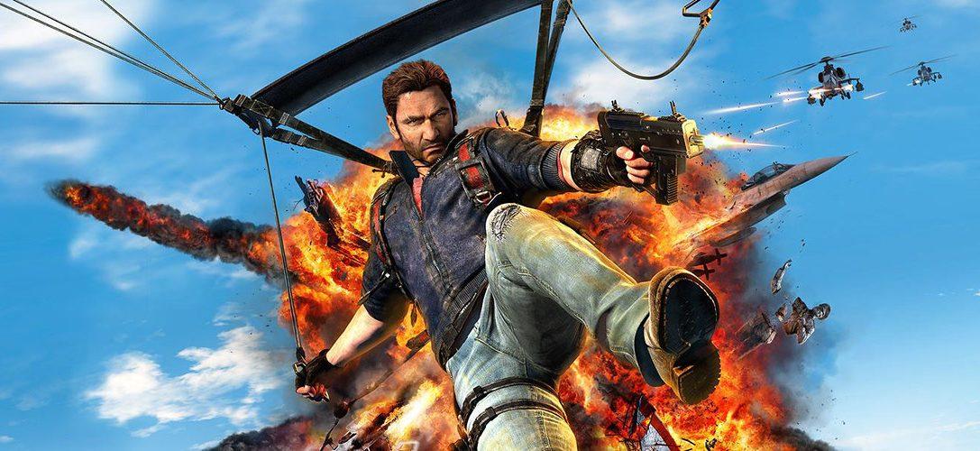 Las cinco mejores maneras de desatar el caos creativo en Just Cause 3, disponible con PS Plus