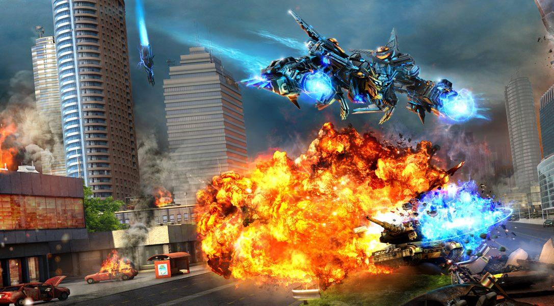 X-Morph: Defense ofrecerá juego en pantalla partida a 60fps en la campaña cooperativa en PS4 Pro