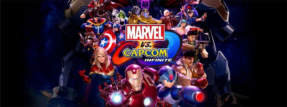 Observa el enfrentamiento de los personajes más queridos en el tráiler de lanzamiento de Marvel vs. Capcom: Infinite