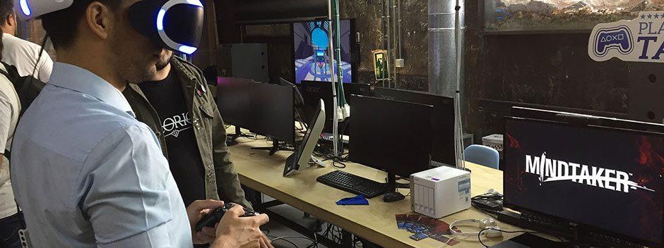 PlayStation Talents presenta su cantera de estudios de realidad virtual