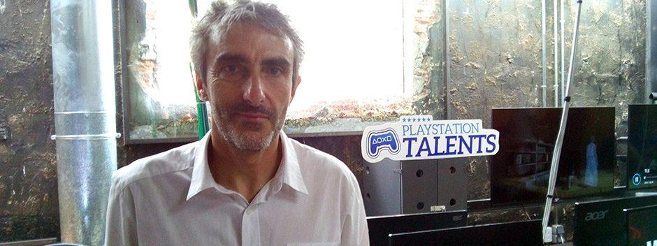 PS Talents | Entrevistamos al máximo responsable de CoolPaintr VR