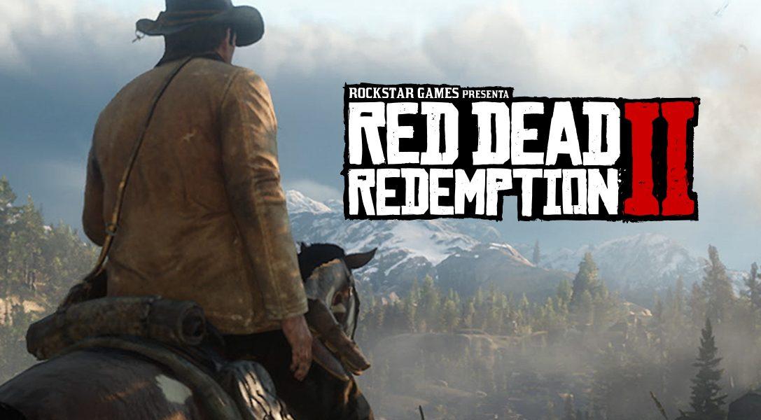 Descubre el nuevo tráiler de Red Dead Redemption 2