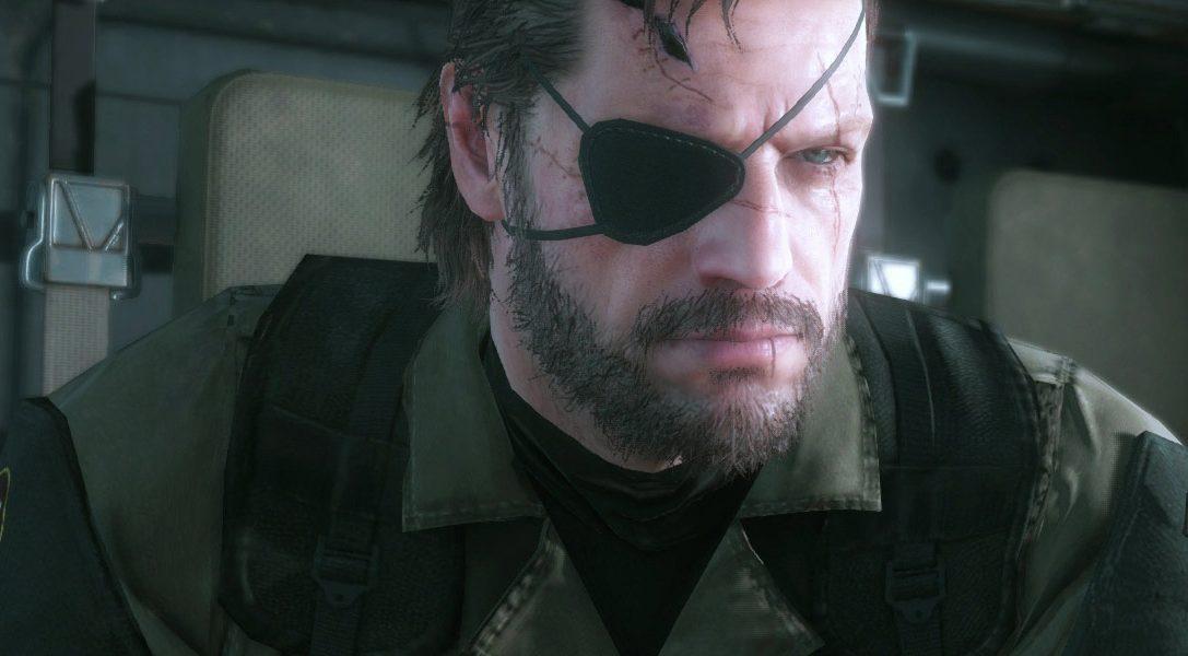 Los juegos de PS Plus de octubre son Metal Gear Solid V y Amnesia: Collection
