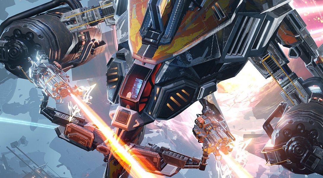El shooter de combate espacial EVE: Valkyrie – Warzone se lanza hoy en PS4