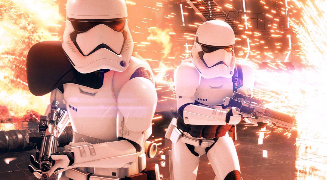 Presentamos el Modo Arcade en la beta de Star Wars Battlefront II