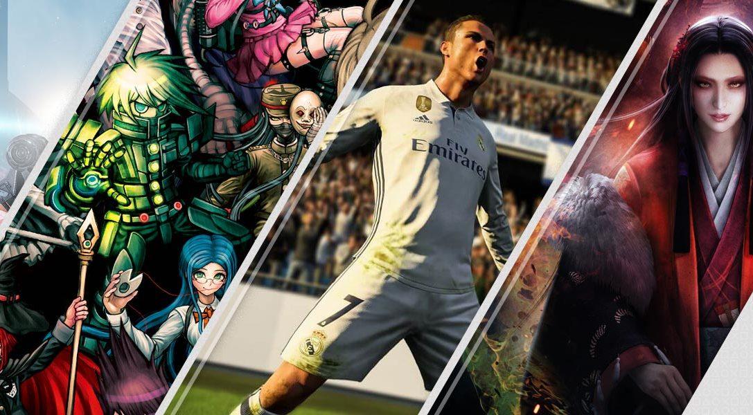 5 grandes lanzamientos en PlayStation Store esta semana que no puedes perderte