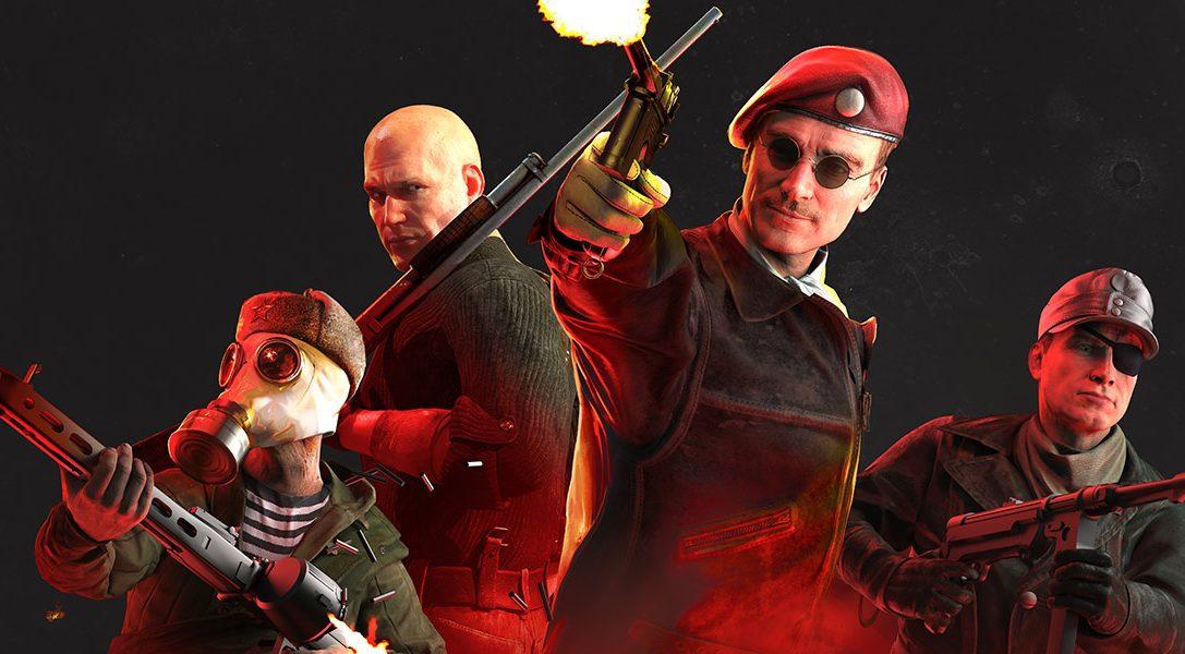 Raid: World War II, cooperativo para cuatro jugadores, es el cruce entre Payday y Los violentos de Kelly