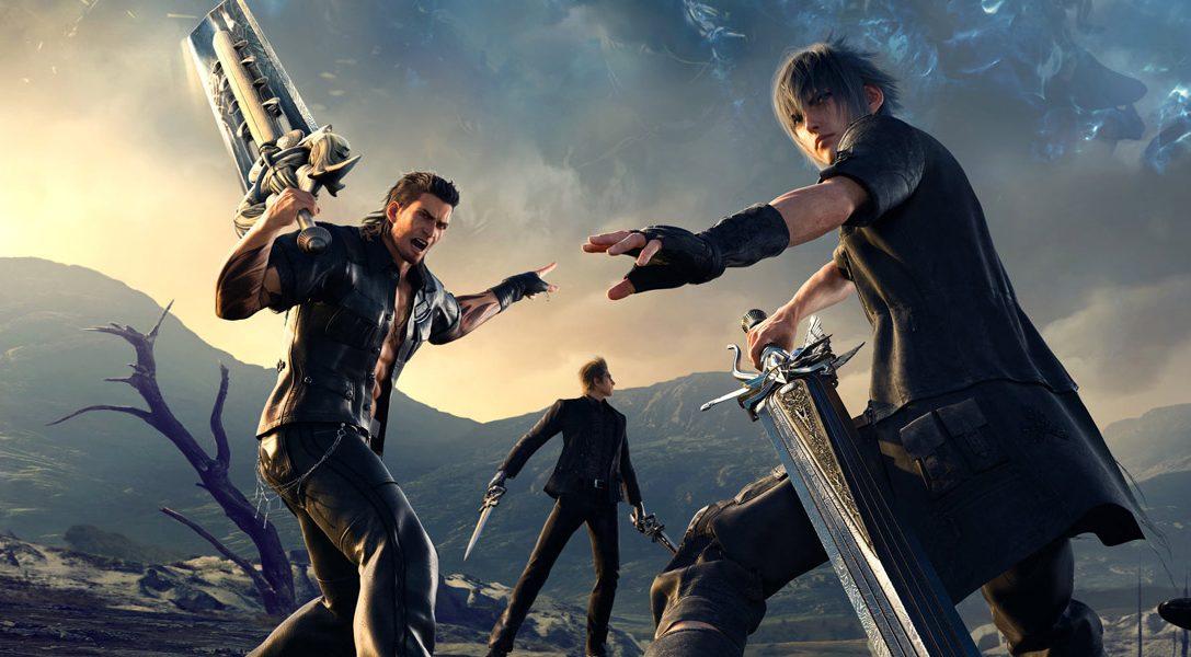 Nuevos descuentos en PlayStation Store a partir de hoy: Final Fantasy XII & XV, Nier: Automata, Injustice 2 y más