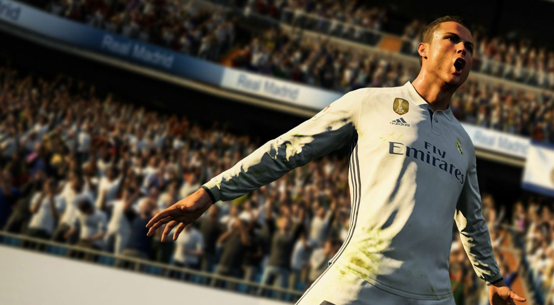 La demo de FIFA 18 llega mañana martes 12 de septiembre a PS4