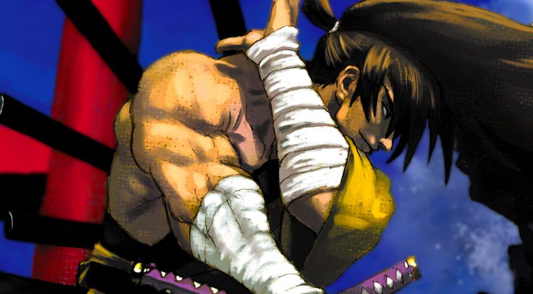 Tu guía de combate para Samurai Shodown V Special, disponible mañana para PS4 y PS Vita