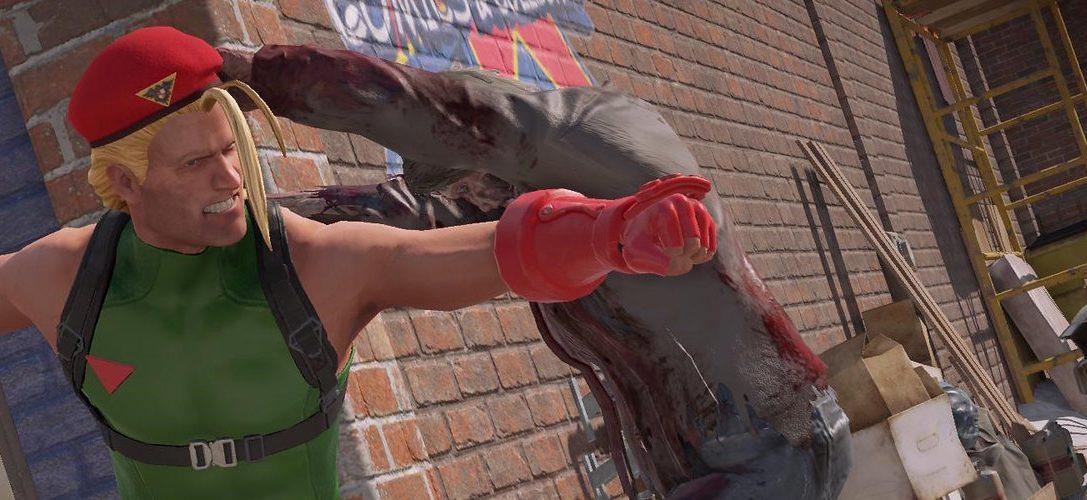Dead Rising 4: Frank's Big Package llega a PS4 el 5 de diciembre