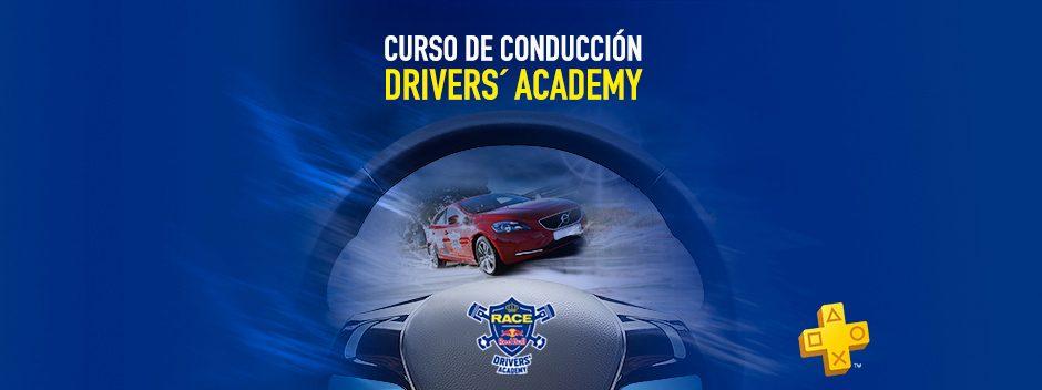 Mejora tus aptitudes al volante con Drivers' Academy RACE-Red Bull y PS Plus Rewards