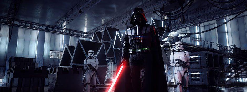 Darth Vader se une al combate en Star Wars Battlefront II | Siente el poder de El Lado Oscuro
