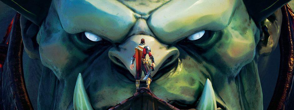 Por qué el juego de acción para PS4 Extinction, de Iron Galaxy, se basa en tu incapacidad para salvar a todo el mundo de una invasión de monstruos