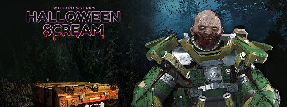 Call of Duty: Infinite Warfare | El evento de terror Halloween Scream comienza hoy