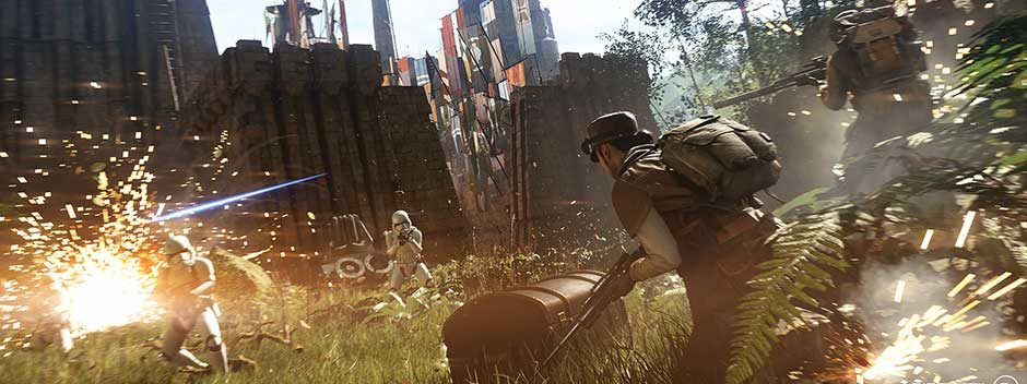 Esto es lo que puedes hacer en la beta de Star Wars Battlefront II, con acceso anticipado a partir de mañana en PS4
