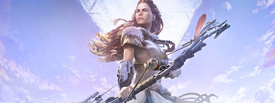 Horizon Zero Dawn Complete Edition llegará el 6 de diciembre
