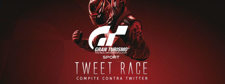 Tweet Race   Participa en la primera carrera en tiempo real jamás realizada en Twitter