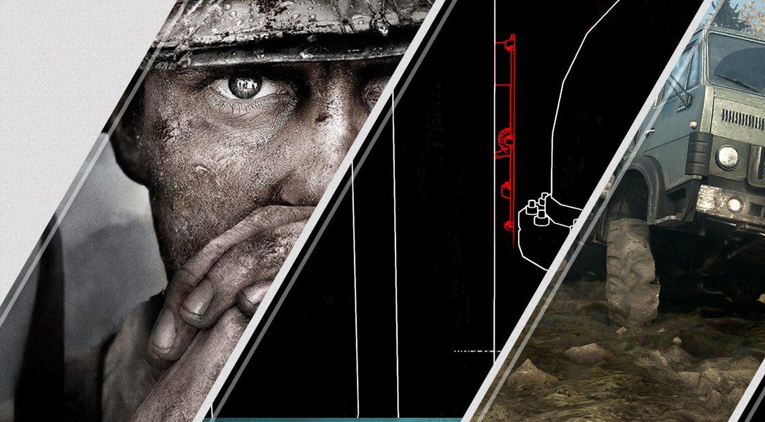 5 grandes lanzamientos de PlayStation Store que no puedes perderte esta semana