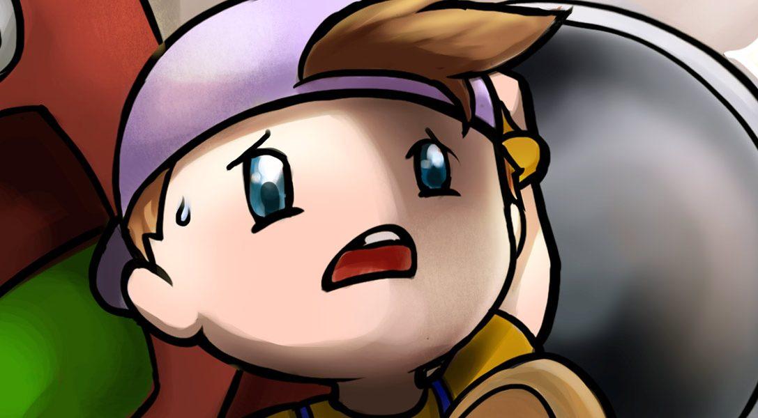 Se anuncia Reverie para PS4, una aventura de acción inspirada en Earthbound