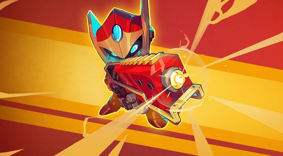 Los creadores de Tiny Trax anuncian el título de batallas entre robots Mini-Mech Mayhem para 2018 en PS VR