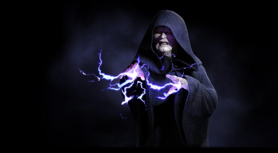 Pásate al Lado Oscuro y dirige el campo de batalla como el Emperador en Star Wars Battlefront II