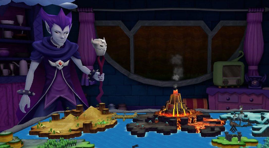 Crea monstruos y conquista el mundo en el juego de estrategia en tiempo real de PS VR No Heroes Allowed! VR, disponible hoy