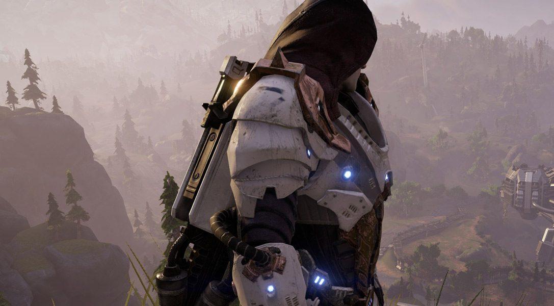 De los creadores de Risen llega Elex   Un mundo abierto de fantasía y ciencia ficción para PS4