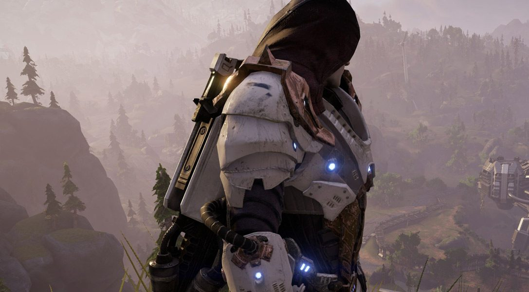 De los creadores de Risen llega Elex | Un mundo abierto de fantasía y ciencia ficción para PS4