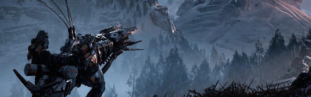 Echa un vistazo al tráiler de los escenarios de Horizon Zero Dawn: The Frozen Wilds