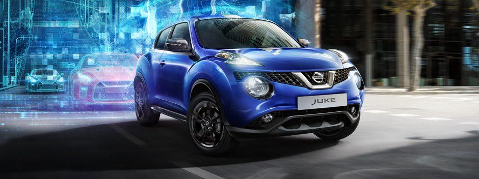 """Nissan y PlayStation presentan el nuevo """"Nissan Juke GT Sport PlayStation"""" edición limitada"""