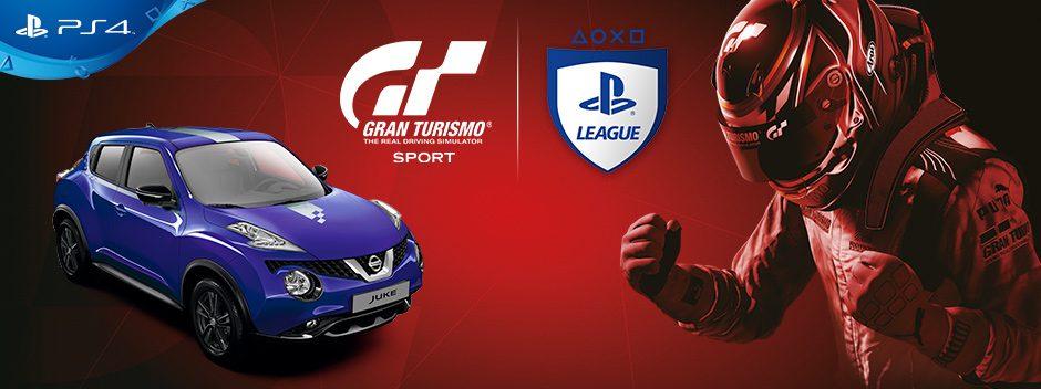 Participa en el torneo Nissan Juke GT Sport PlayStation