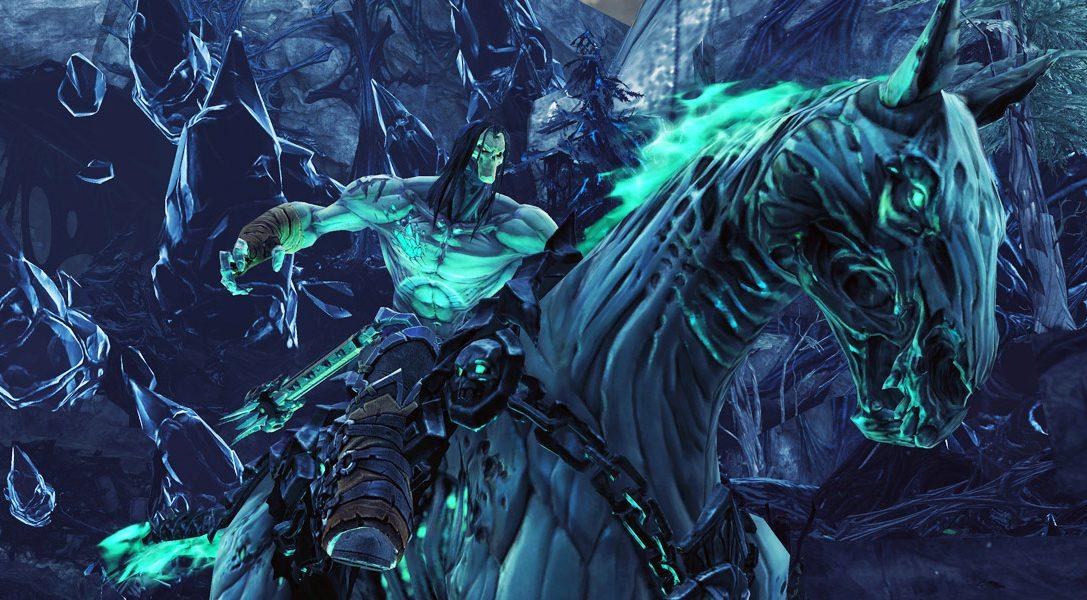 Darksiders II: Deathinitive Edition encabeza la lista de los juegos de PS Plus de diciembre